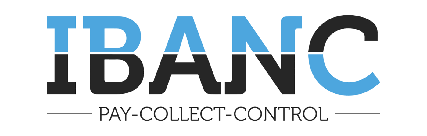 IBANC pay-collect-control software
